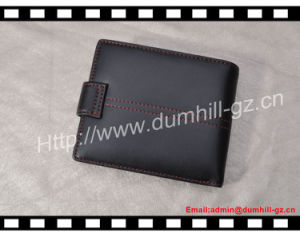 High Quality Factory Price Executive Genuine Leather Men Wallet pictures & photos