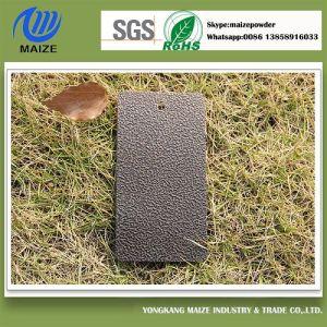 Copper Hammertone Electrostatic Spray Metallic Powder Painting pictures & photos
