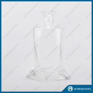 750ml High Clear Customized Whisky Glass Bottle (HJ-GYTN-C04) pictures & photos