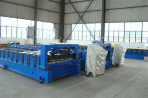 High Quality Automatic Metal Roof and Wall Forming Machine pictures & photos