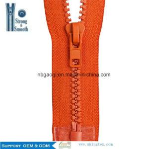 Color #5 Strong Quality Plastic Zipper Hot Sale pictures & photos