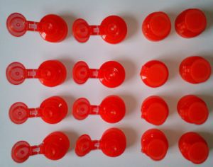 Mirrow Polishing Cosmetic Box & Cap Mould pictures & photos
