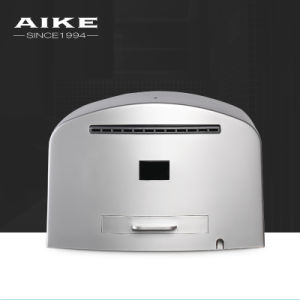 AK2630 Aike Hand Drying Machine School ABS Plastic Automatic High Speed Jet Air Hand Dryer pictures & photos