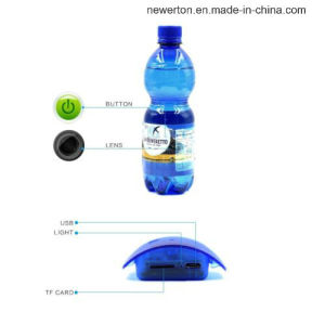 Portable FHD1080p Bottle Camera Drinking Water Mini Bottle Camcorder Video Recording Cam pictures & photos