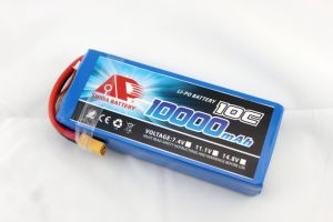 10000mAh 22.2V Lithium Polymer Battery for Crop Sprayer Drone pictures & photos