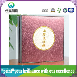 Elegant Moon Cake Packaging Promotional Paper Printing Gift Box pictures & photos