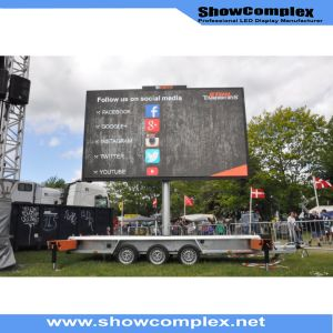 P3 Outdoor Full Color LED Advertising Display pictures & photos