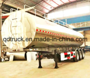 Quality similar yongqiang 40000 liter tank trailer pictures & photos
