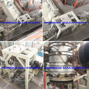 Environmental POF Heat Shrink Film Coextrusion Film Blowing Machine pictures & photos