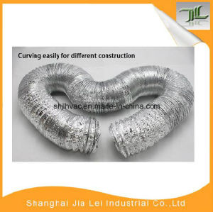 Aluminium Foil Flexible Hoses for Ventilation pictures & photos