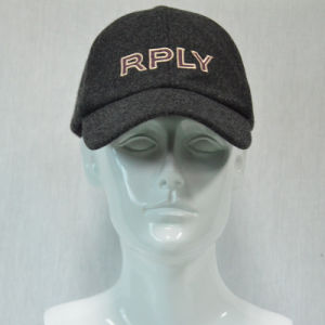 Custom Various Colour Embroidered Wool Baseball Cap pictures & photos