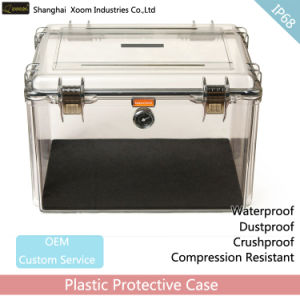 Clear Camera Storage Case Waterproof Safety Case pictures & photos