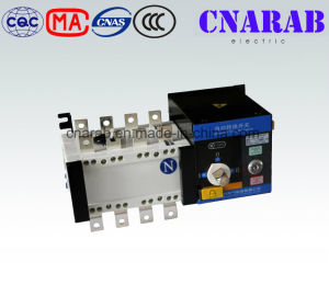 AC Automatic Change Over Switch/Transfer Switch (ATS) pictures & photos
