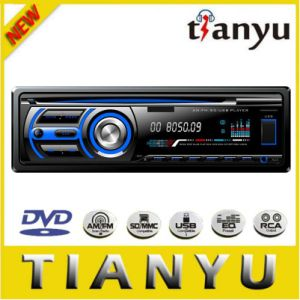 Single DIN Fixed Panel Car DVD Player 523 pictures & photos