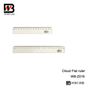 Multifunctional PS Plastic Ruler for Office Stationery Supplies pictures & photos