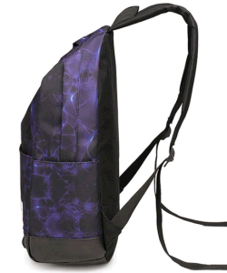 Fashion Frosted PVC Backpack, Sports, School, Leisure, Travel Backpack Bag pictures & photos