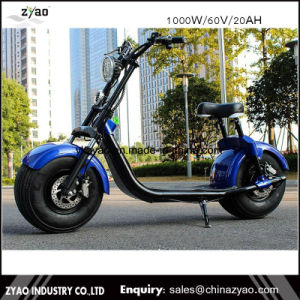 18*9.5 Tyre Citycoco/Adult Mobility Scooter/Fat Tyre Electric Scooter 1000W Cheap Citycoco Scooter pictures & photos