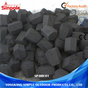 Cheap Price Excellent Combustion Custom Hexagon Hard Wood Charcoal Briquette pictures & photos