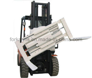 Rotating Forks Clamp Forklift Attachment pictures & photos