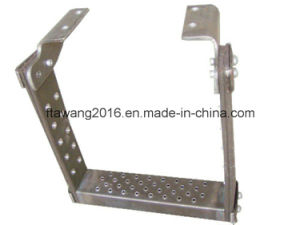 OEM Steel High Precision Sheet Metal Stamping Machined Part Bending Part pictures & photos
