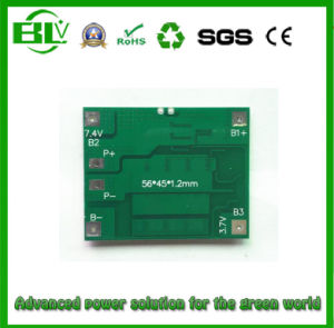 Manufacturer Price Li-ion BMS Circuit Board for 11.1V 5A Battery Pack pictures & photos