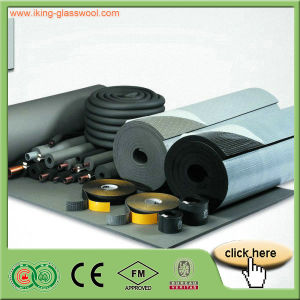 Building Materials Insulation Rubber Foam Board with Fsk pictures & photos