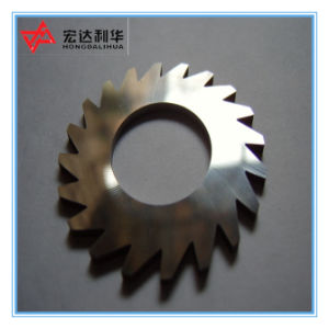 Tungsten Carbide Circular Saw Blade Disc Cutter for Milling Cutting pictures & photos