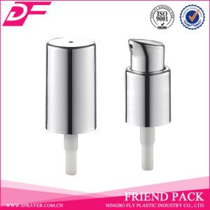 Doubled Aluminum Treatment Lotion Cream Pump Empty Plastic Bottle pictures & photos
