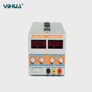Yihua 4 Digital Precise Display Current Value Psn-305D 30V/5A Variable DC Power Supply pictures & photos