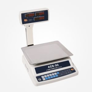 Electronic Digital Weighing Computing Price Scale (HY-888B) pictures & photos