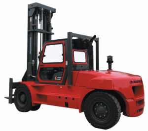 Powerful G-Series Diesel Forklift with High Quality for Sale pictures & photos