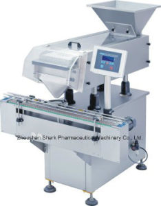 4 Channels Automatic High-Speed Electrical Pharmaceutical Tablet/Capsule Counting Machine
