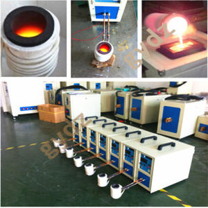 High Efficiency Portable Induction Furnace for Aluminum Melting pictures & photos