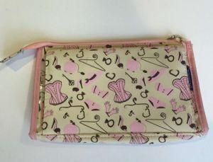 PVC & Polyester Makeup Bag