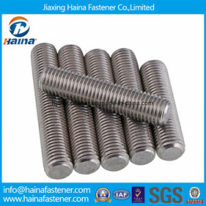 DIN976 Ss304 A2-70 Stainless Steel Short Threaded Rod, Short Stud Bolts pictures & photos