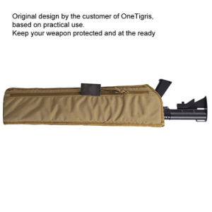 Tactical Shotgun Protective Brown Gun Bag pictures & photos