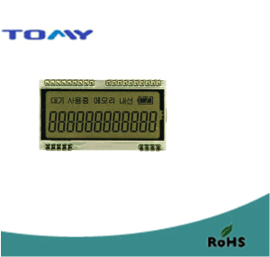 Liquid Crystal Display for Battery Motor Electric Bike pictures & photos