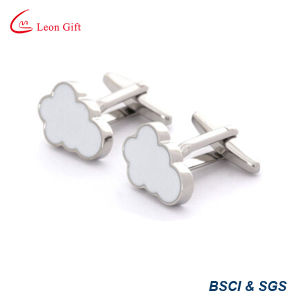 High Quality Fashion Customized Metal Hard Enamel Cufflinks pictures & photos