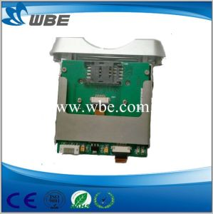 Contactless RFID Smart Card Reader Manual Insert Hybird Card Reader pictures & photos