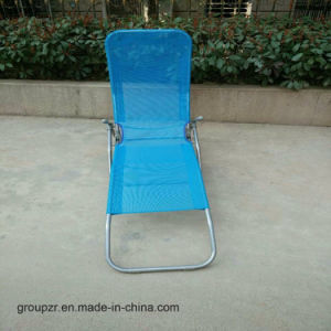 Outdoor Alumium Sunbed/ Beach Chair/ Sun Lounge pictures & photos