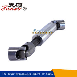 Tanso Float Universal Joint Coupling with Spline Key pictures & photos