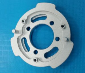 CNC Machined Customized Sensor Housing Parts Made by Aluminum with Anodize