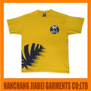100% Combed Cotton Men′s Promotion T-Shirt with Printing