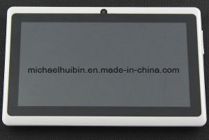OEM Manufacturer 7inch MID Allwinner A33 Quad-Core Android Tablets (MID7W01B) pictures & photos