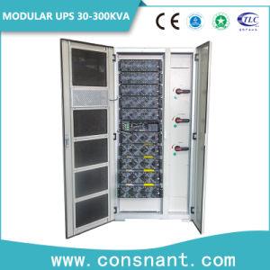 Data Center High Frequency Modular Online UPS 30-300kVA pictures & photos