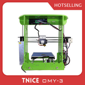 a Pretty Kind of 3D Printer in Shenzhen pictures & photos