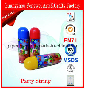Cheap Price Party String, Crazy Ribbon, Festival Streamer Spray pictures & photos