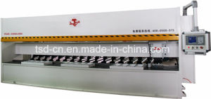 Vertical Sheet Metal Grooving Machine for Door (RGEK1250*4000) pictures & photos