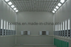 Hot Sales! Infrared Spray Paint Booth Infrared Spray Booth Heater pictures & photos