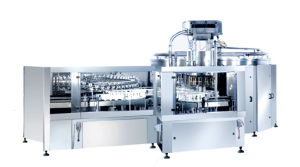 Washing Filling and Capping Machine (JR60-60-15 3-in-1) pictures & photos